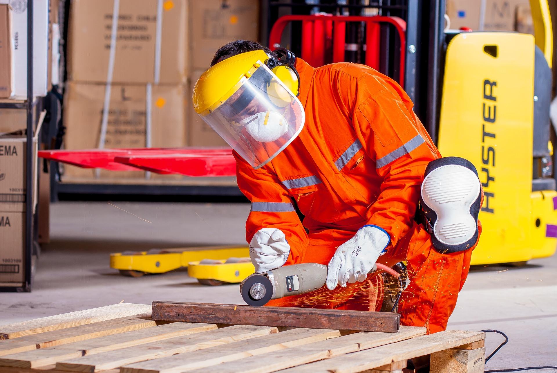 Werkkleding personeel
